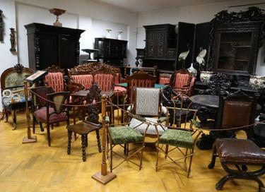 Выставка «Коллекция антикварной мебели»