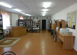 Мальцевская модельная сельская библиотека-филиал
