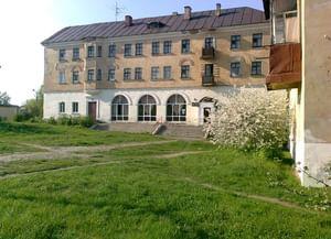 Центральная библиотека г. Зеленодольска