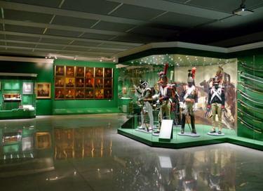 Выставка «Честь Бородинского дня»