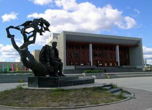Государственный театр оперы и балета им. Д. К. Сивцева-Суорун Омоллоона