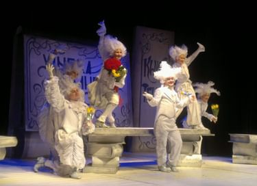 Спектакль «Улыбка зимней ночи»