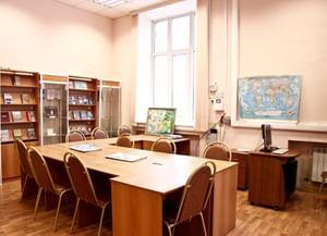 Библиотека № 123 (филиал № 1)