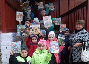 Суражская городская детская библиотека (Абонемент)