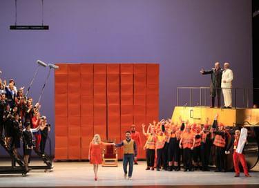 Опера «Любовь к трем апельсинам»