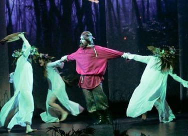 Спектакль «Бежин луг»