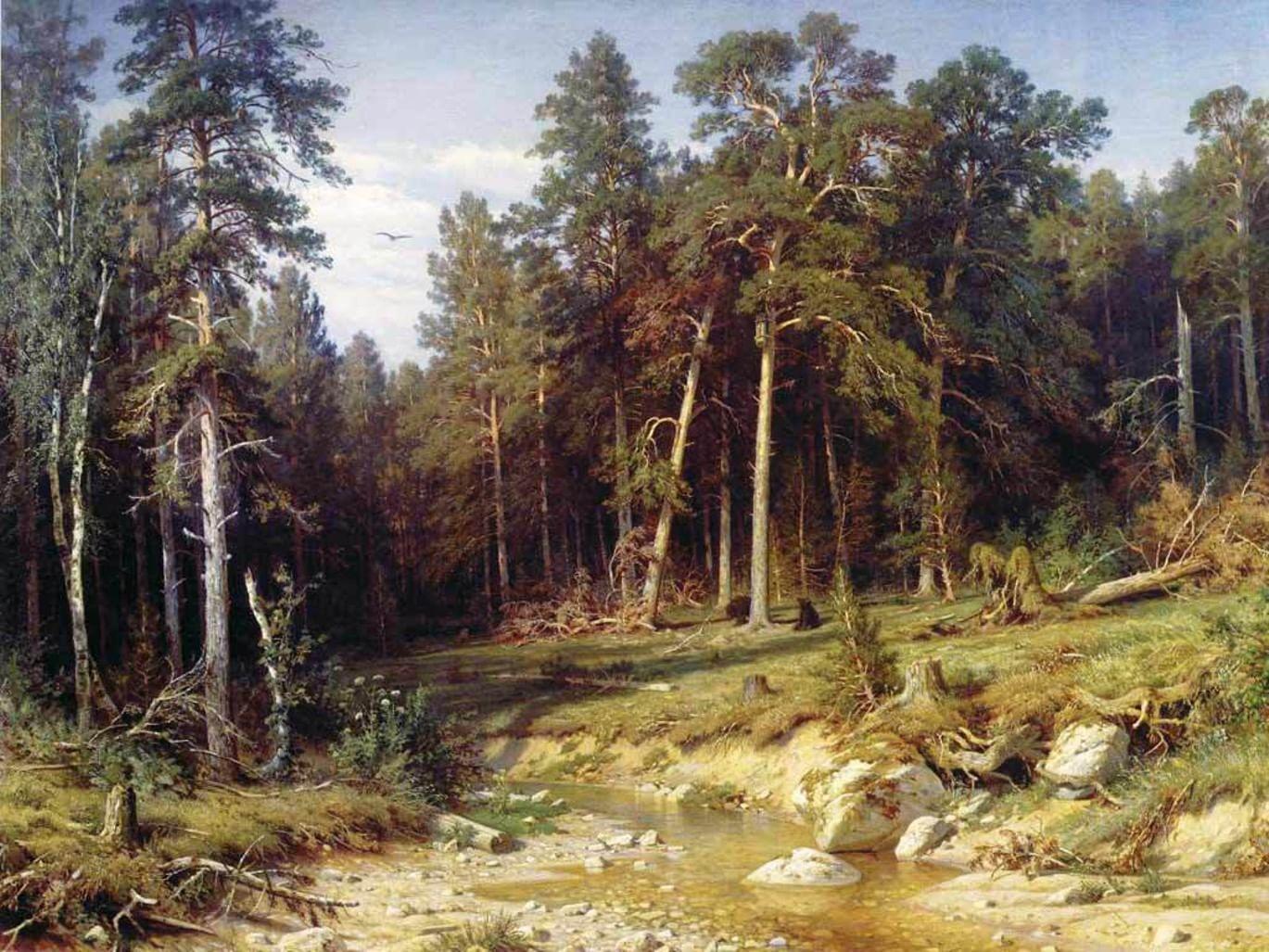 Иван Шишкин. Галерея 1