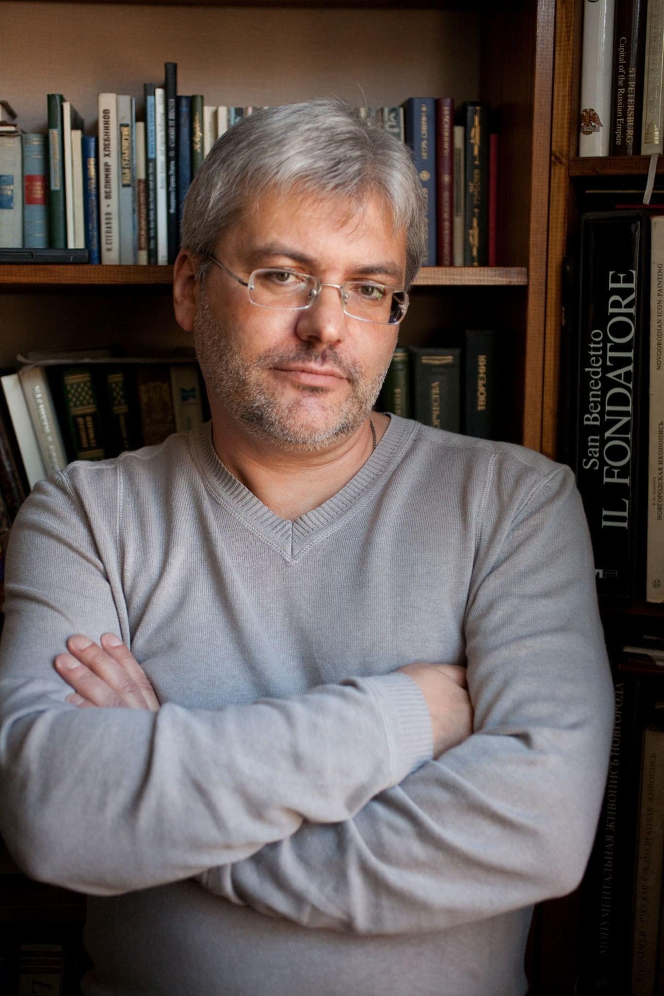Топ-5 современных писателей, которых важно знать. Галерея 1. Евгений Водолазкин