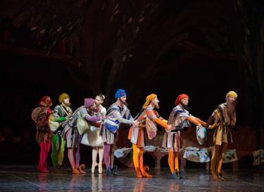Балет «Белоснежка и семь гномов»