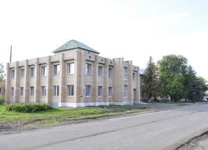 Центральная библиотека Чучковского района