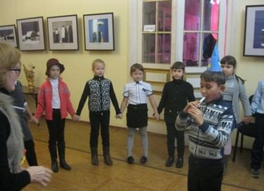 Детская интерактивная программа «Чудесный рожок»