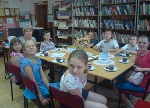 Ямская сельская библиотека-филиал № 20