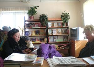Лямцинская сельская библиотека-филиал № 18