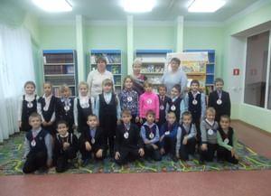 Детская библиотека Чучковского района