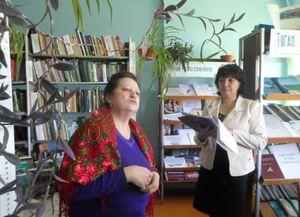 Верхнеаташевская сельская библиотека