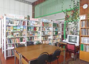 Аблаевская сельская библиотека