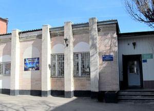 Центральная городская библиотека им. М. А. Шолохова