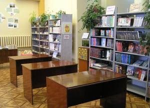 Покровская сельская библиотека