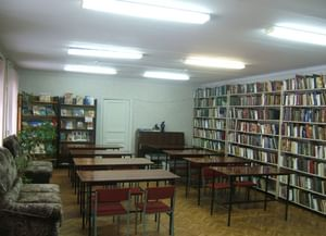 Библиотека-филиал № 4 (Белгород)