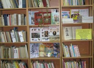 Сельская библиотека-филиал № 22