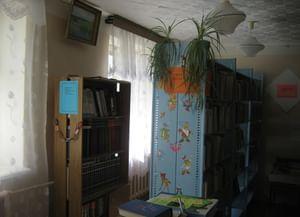 Игнатовская сельская библиотека