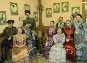 Библиотека-филиал № 17 им. М. А. Шолохова