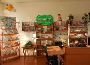 Боровинская сельская библиотека