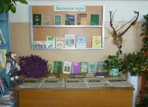 Асмоловская сельская библиотека