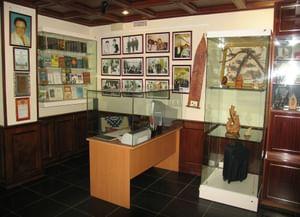 Мемориальный кабинет-музей Ювана Шесталова