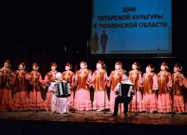 Торжественное открытие Дней татарской культуры