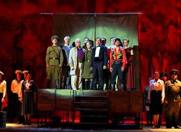 Спектакль-концерт «Прощай, конферансье!»