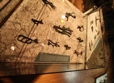 Выставка «Под созвездием Большого Лося: тайны кулайского мироздания»