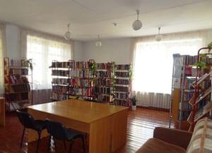 Библиотека-клуб поселка Урожайный