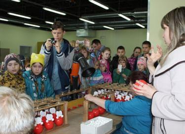 Экскурсия «Прогулки по Котовску»