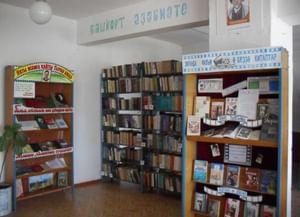 Кузяновская модельная сельская библиотека-филиал № 16