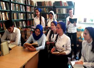 Централизованная библиотечная система Грозненского района