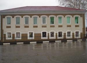 Центральная детская библиотека Борисовского района