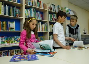 Нарышкинская сельская библиотека-филиал № 10