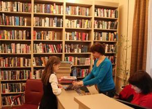 Алексеевская сельская библиотека-филиал № 1