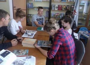 Новопетровская модельная сельская библиотека-филиал № 23