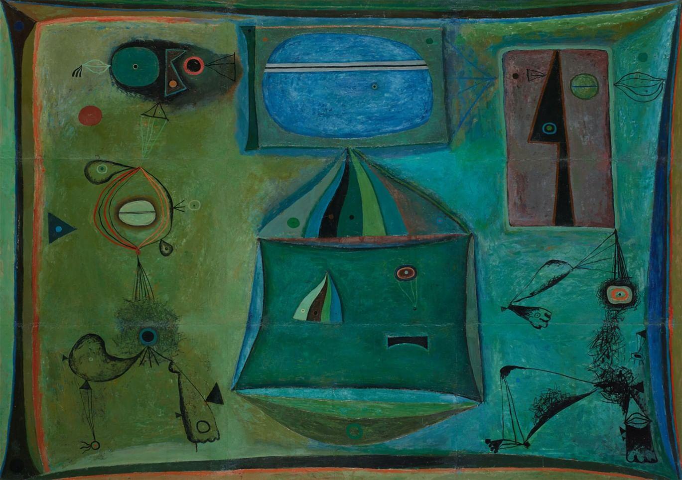 «Оттепель» в Третьяковской галерее. Галерея 2