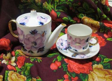 Мастер-класс «Чайная пара»