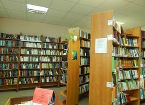 Библиотека-филиал № 12 г. Альметьевск