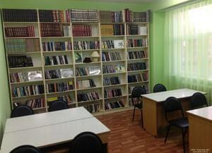 Малеевская сельская библиотека-филиал