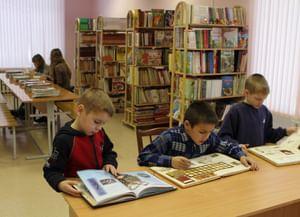Волчье-Дубравская сельская библиотека-филиал № 3