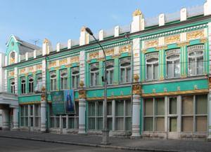 Особняк купца Б.Г. Оганова