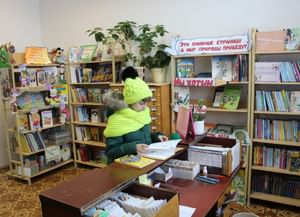 Клинская детская библиотека № 2