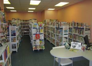 Детская библиотека № 207 им. В. В. Бианки