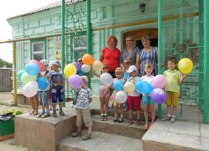Библиотека для детей с. Солдато-Александровское