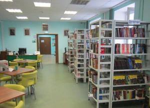 Библиотека № 199 им. Э. Г. Багрицкого